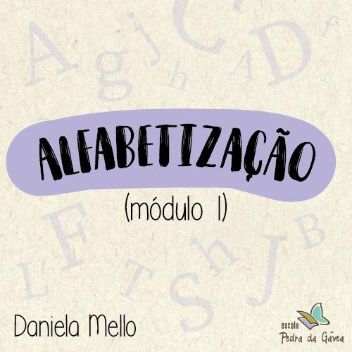 Alfabetização (módulo I)